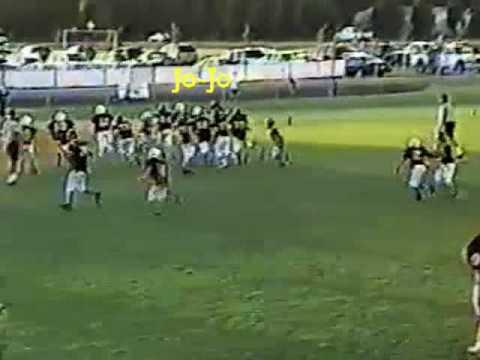 Jordan Taylor Football Highlight Reel 2008