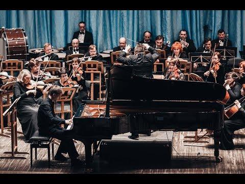 Rachmaninov: Piano Concerto No.1 LIVE (HD) • Рахманинов Концерт для фортепиано с оркестром № 1