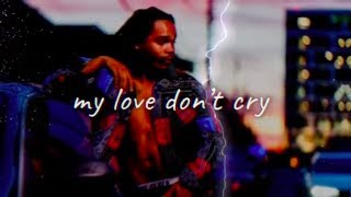 Yohan Marley - Cry For Me (ft. Satori) (Official Lyric Video)