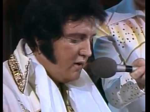 Elvis Presley concert inédit de 1977