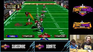 Kurt Warner's Arena Football Unleashed PS1 Game