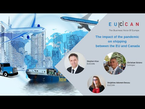The Impact Of The Pandemic On Shipping Between The EU And Canada