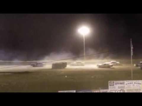 Shadyhill speedway bad wreck