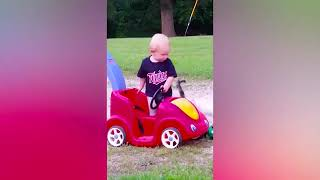 TRY NOT TO LAUGH    Baby and Cat Fun and Fails   Funny Baby Video Compilation 2020