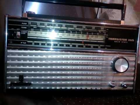 Indian song, All India radio, 13645, on Grundig 865!