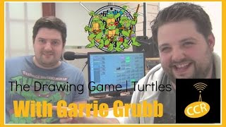 TURTLES | Really Reel Show Drawing Game #16