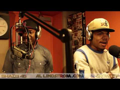 Talib Kweli, Chance The Rapper & Cory Mo Freestyle On Showoff Radio!