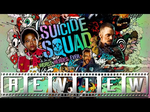 Suicide Squad: A Film Rant/Review