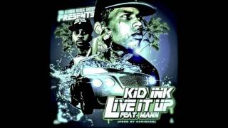 Kid Ink-Live It Up Instrumental W/Hook (DL Link)