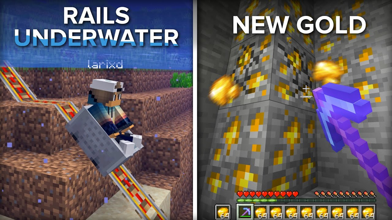 20 Features in 1.17 That Change Minecraft Forever