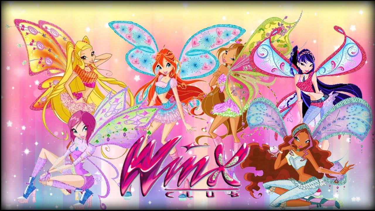 Winx games - Magic of Believix ( Winx Club Games)