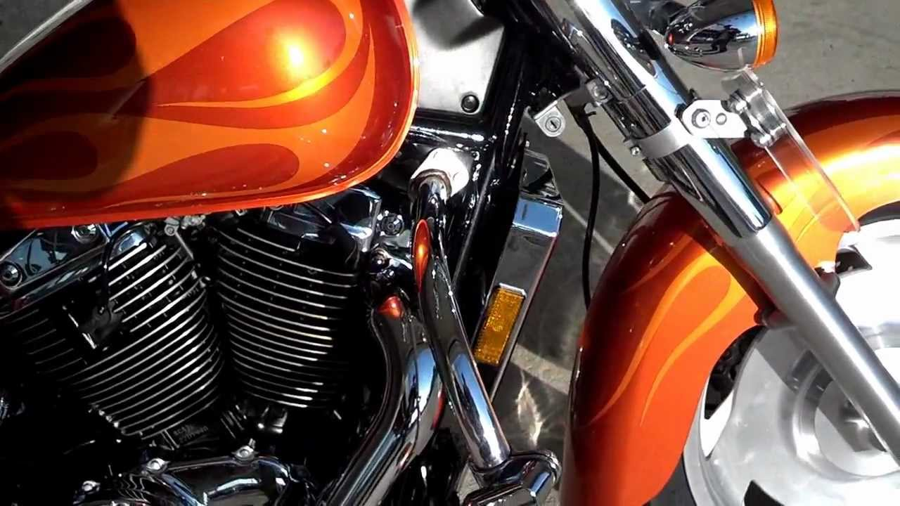 hight resolution of used 2002 honda shadow 1100 sabre for sale at honda of chattanooga tn vt1100c2