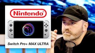 "Nintendo Confirms Next-Gen ""Switch Pro"""