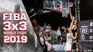 Edmonton v Šakiai | Final Highlights | FIBA 3x3 World Tour - Nanjing Masters 2019