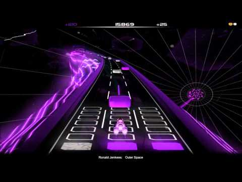 Audiosurf: Ronald Jenkees - Outer Space