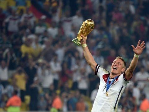 Bastian Schweinsteiger - The Tiger. ( Say goodbye )