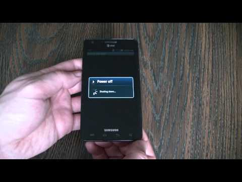 How To Restore A Samsung Infuse 4G Smartphone To Factory Settings
