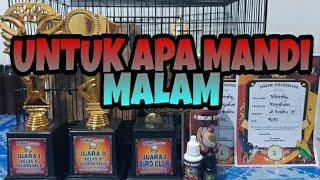 Download lagu [LIVE] FUNGSI MANDI MALAM, KAPAN KAH WAKTU MANDI MALAM
