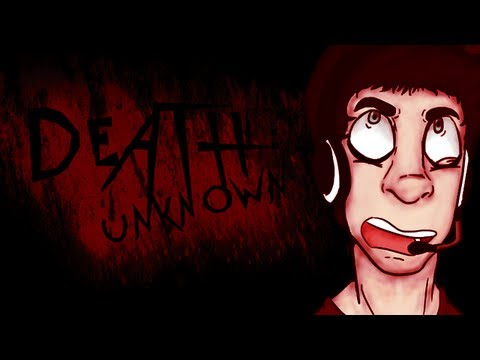 Death Unknown | Free Indie Horror Game | HOLY TITS! ;_; (Scary/Horror)