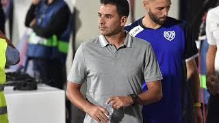 Rueda de prensa de Míchel tras el Huesca 0-1 Rayo Vallecano