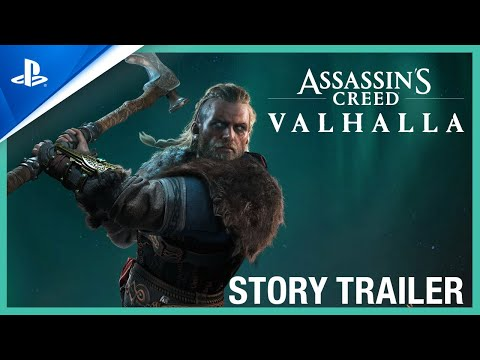 Assassin's Creed Valhalla - Story Trailer | PS4