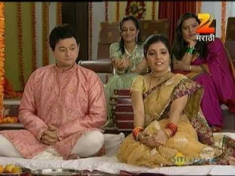 Eka Lagnachi Dusri Goshta - Marathi Serial - Feb. 13 '12 - Zee Marathi Tv Show - Best Scene