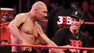 Lavar Ball Goes Ape Sh*t During Debut WWE RAW Performance