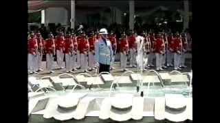 Lagu kebangsaan Indonesia Raya ( Upacara kemerdekaan Hut RI)