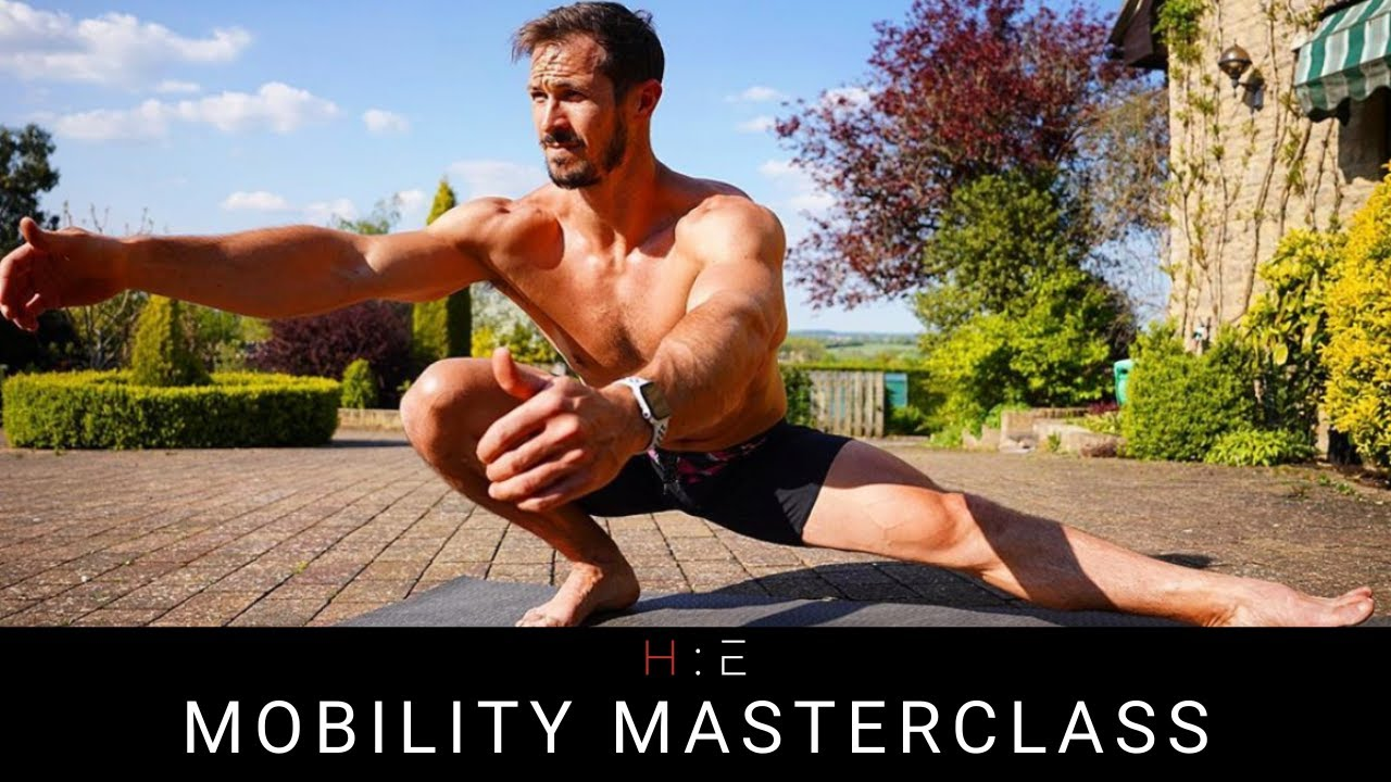 Health Evolved Mobility Masterclass 3rd Sept 2020