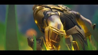 Fortnite Thanos Official Trailer Film
