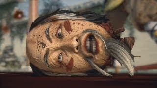 "Dead Rising 3 - Seven Psychopaths: Harry ""Zhi"" Wong (Wrathful Boss Fight) [Gameplay Walkthrough]"