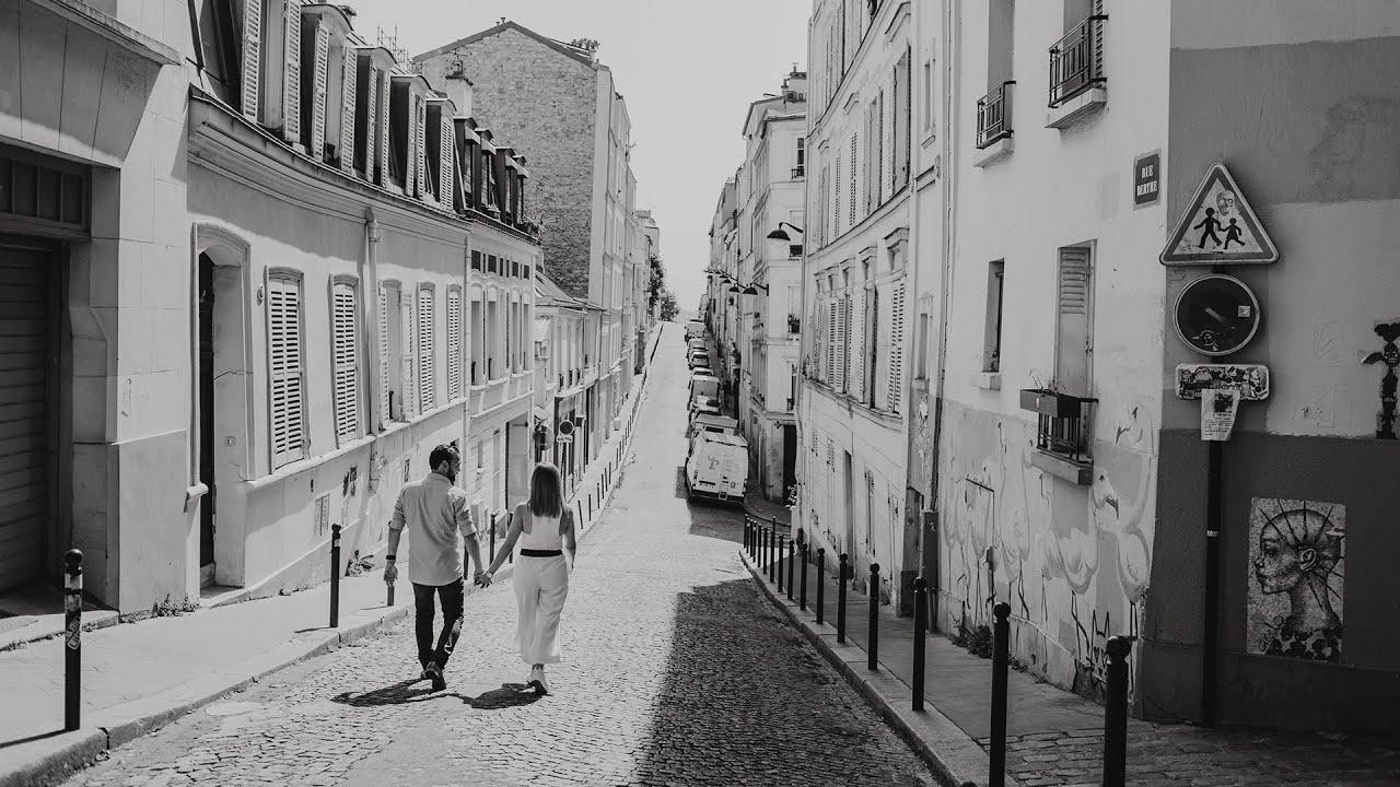 Carolina & Carlos :: Leandro Navall :: Videografo de Bodas en Paris, Francia