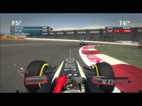Formula one gamers