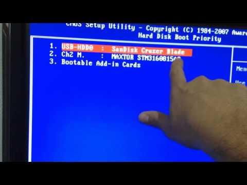 Como Trocar Ou HD Entrar Na BIOS E Instalar O Windows 10 ATUALIZADO