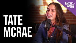 Tate McRae Talks Stupid, all the things i've never said, Billie Eilish comparisons & more!