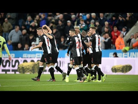 Newcastle United 2 AFC Bournemouth 1: Brief Highlights