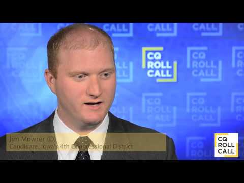 Candidate Interview: Jim Mowrer (D) IA-04