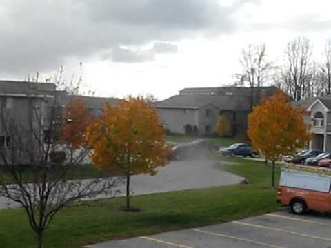 Severe Weather WI, Beautiful Fall Weather, Neenah WI