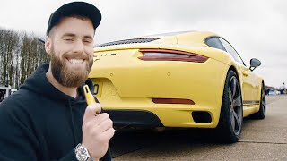 My Porsche 911 Carrera T | REVIEW; SPEC, SOUND & INTERIOR DETAILS!