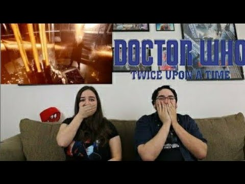 Doctor Who TWICE UPON A TIME - Christmas Special Reaction / Review