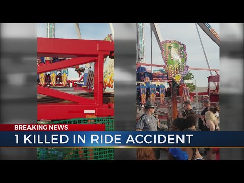 One dead, five critically injured after reported ride malfunction at Ohio State Fair