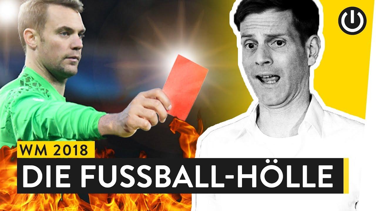 WM 2018 - Kein Entkommen aus der Fußball-Hölle | WALULYSE