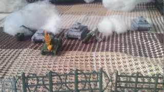 Lego WW2 Battle of Kursk (Лего ВОВ Курская битва)