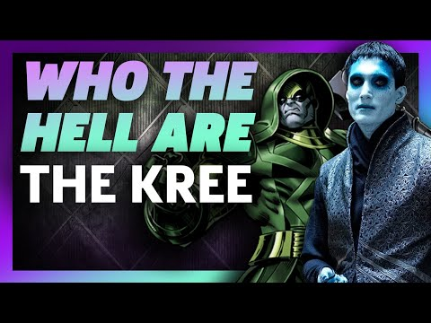 Who The Hell Are The Kree? | Agents of SHIELD, Captain Marvel, MCU