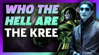 Who The Hell Are The Kree?   Agents of SHIELD, Captain Marvel, MCU