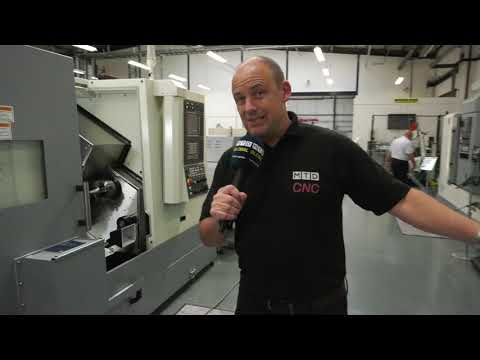 A Tour Of Colchester Machine Tools In The UK