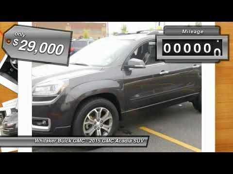 2015 GMC Acadia Forest Lake Minneapolis St Paul P2716 YouTube