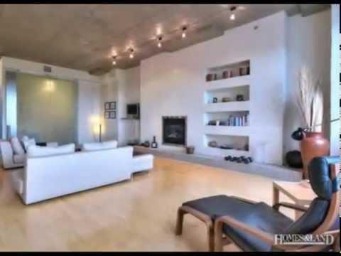 2015 - Designer Condo Loft For Rent In Old Montreal 1BED 1+1BATH $3,000