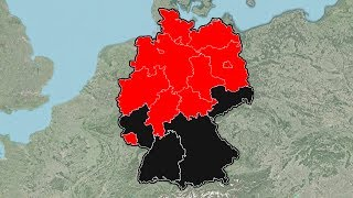 German Federal Election Results (1949-2013)