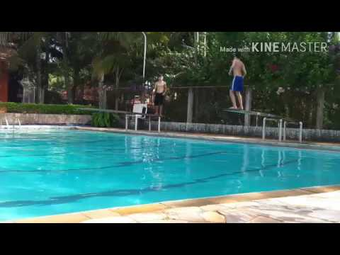Desafio Da Piscina 1 Video De Piscina Youtube